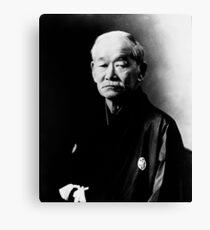 Jigoro Kano JUDO Canvas Print