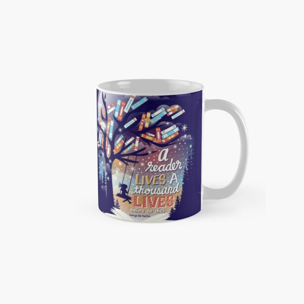 Thousand lives Classic Mug