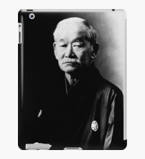 Jigoro Kano JUDO iPad Case/Skin