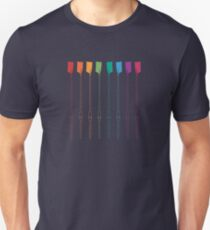 Rowing Pride Unisex T-Shirt