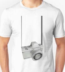 Dslr Camera sketch T-Shirt