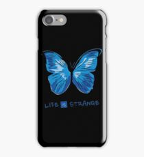 LIFE IS STRANGE - BUTTERFLY iPhone Case/Skin
