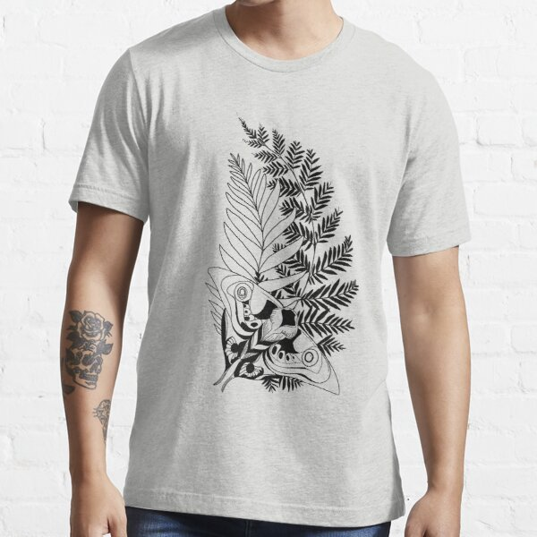 The last of Us- Ellie Essential T-Shirt