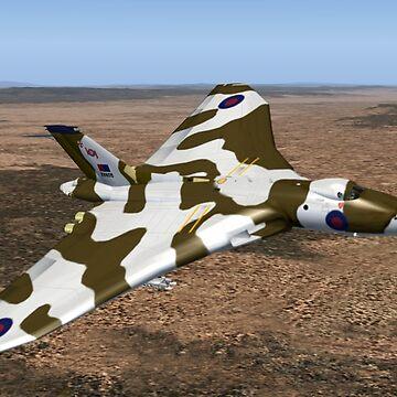 Arvo Vulcan by Skyviper