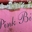 Pink Bitz by Graham Geldard