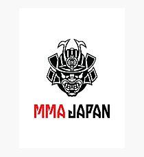 MMA Japan Stuff Photographic Print