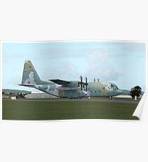 Lockheed C-130 Hercules Poster