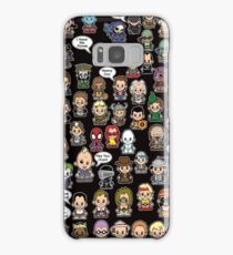 This is What I did in the 80s Samsung Galaxy Case/Skin