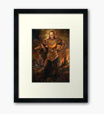My Lord Vigo Framed Print
