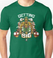 Getting Big Green Unisex T-Shirt