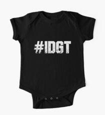 #IDGT (WHITE) Kids Clothes
