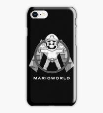 Mario World iPhone Case/Skin