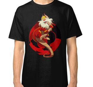 Snarf and Logo Men's T-shirt
