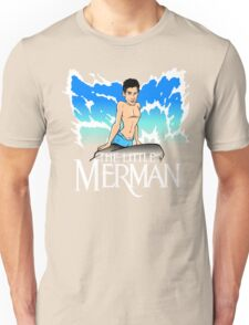 The Little Merman Unisex T-Shirt