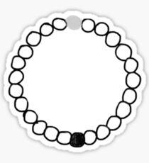 Lokai bracelet Sticker