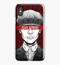 peaky blinders iPhone Case