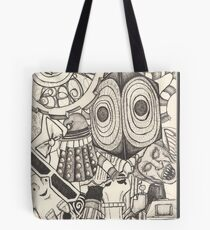 The World of the Doctor Tote Bag