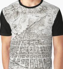 Colorado Springs - Colorado - 1909 Graphic T-Shirt