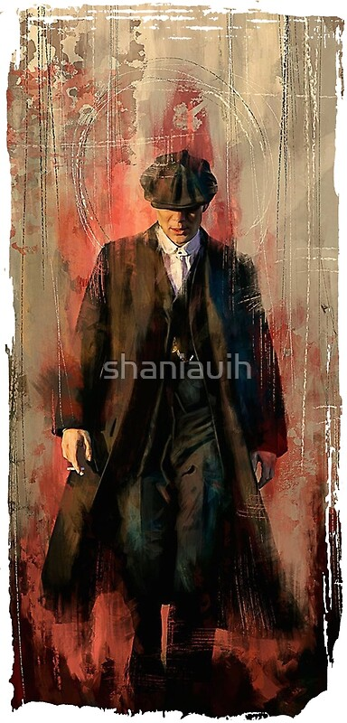 Quot Peaky Blinders Quot Art Prints By Shaniauih Redbubble