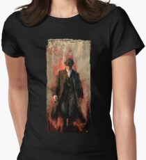 peaky blinders Women's Fitted T-Shirt