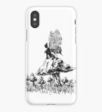 Fairy Ink iPhone Case