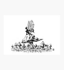 Fairy Ink Photographic Print