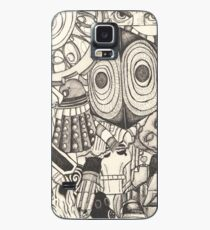 The World of the Doctor Case/Skin for Samsung Galaxy