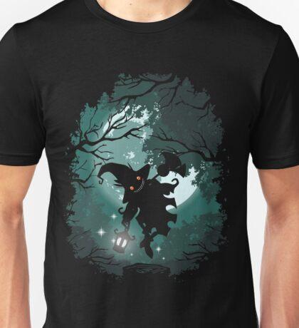 ZELDA TWILIGHT PRINCESS SKULLKID Unisex T-Shirt