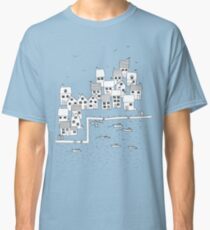 Harbour Sketch Classic T-Shirt