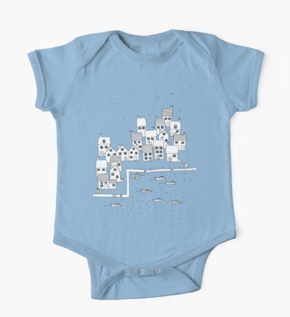 Harbour Sketch Kids Clothes