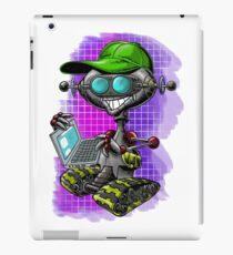 PC ROBOT iPad Case/Skin