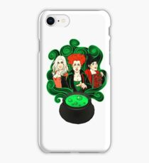 sanderson sisters iPhone Case/Skin