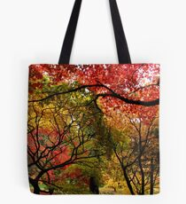 Autumnal Acers Tote Bag