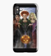 sanderson sisters iPhone Case