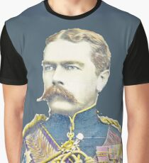 Lord Kitchener of Khartoum Graphic T-Shirt