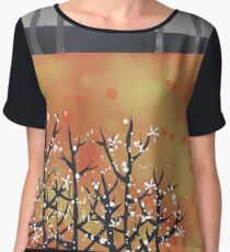 Blackthorn Chiffon Top