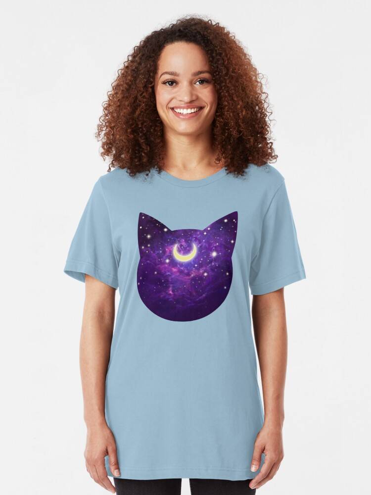 Alternative Ansicht von Luna Slim Fit T-Shirt