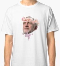 Corbyn Flower Crown Classic T-Shirt