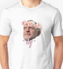 Corbyn Flower Crown Unisex T-Shirt