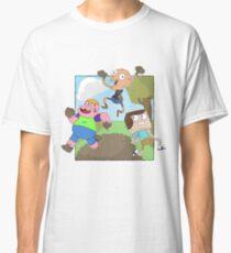 Mud Fight!  Classic T-Shirt