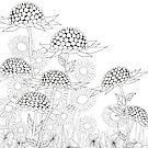 Wunderblumen Nr. 4/2016 von graphit-d
