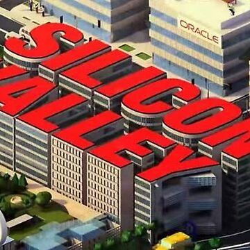 Silicon Valley Opening Credits Sticker  by alidamiranda