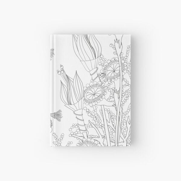Wonder Flowers No. 5/2016 Hardcover Journal