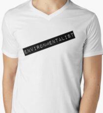 Environmentalist Label T-Shirt