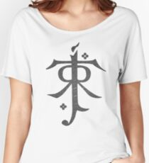Tolkien symbol II Women's Relaxed Fit T-Shirt