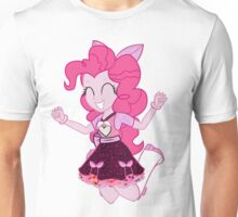 Pink Lolita Diane Pie Unisex T-Shirt