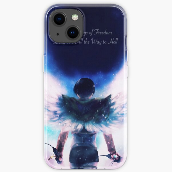 Wings of Freedom iPhone Soft Case