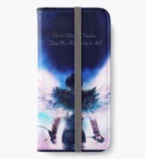 Wings of Freedom iPhone Wallet/Case/Skin