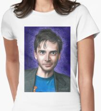 David Tennant Women's Fitted T-Shirt