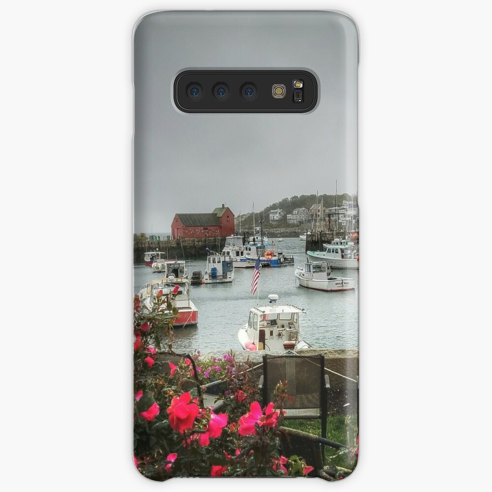Rockport and Roses Case & Skin for Samsung Galaxy